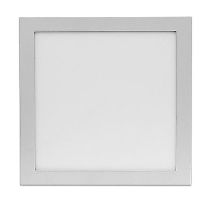 Slim panel light